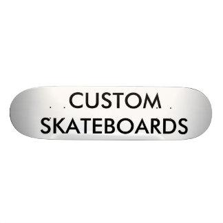 "Custom Personalized 8 1/8"" Comp Skateboard Deck"