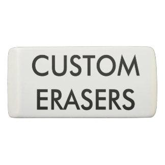 Custom Personalized Eraser Blank Template