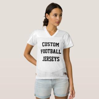 Custom Personalized Football Jersey Blank Template