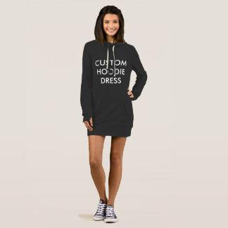 Custom Personalized Hoodie Dress Blank Template