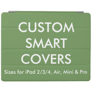 Custom Personalized iPad 2, 3, 4 Smart Cover iPad Cover
