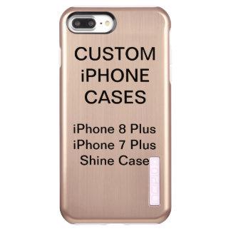 Custom Personalized iPhone 8/7 Plus Shine Case