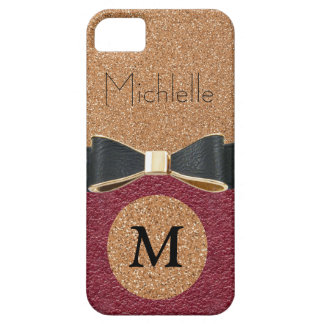 Custom Personalized Monogram Your Name Phone Case For The iPhone 5