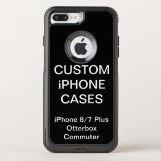 Custom Personalized Otterbox iPhone 8/7 Plus Case
