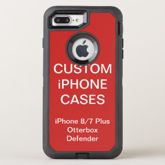 Custom Personalized Otterbox iPhone 8/7 Plus Case