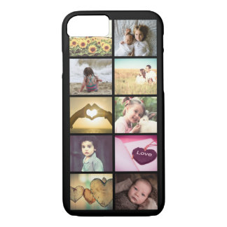 Custom personalized photo iPhone 8/7 case