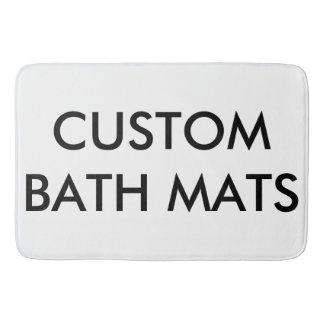 Custom Personalized Shower Bath Mat Blank Template