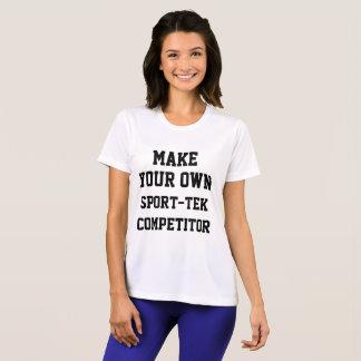Custom Personalized Women's SPORTS T-SHIRT