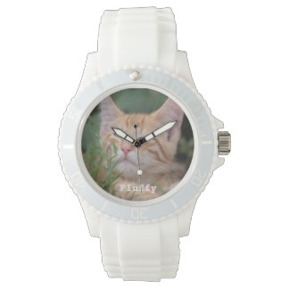 Custom Pet Photo Watch