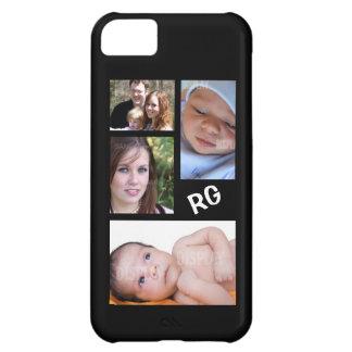 Custom Photo Collage Customizable Case For iPhone 5C