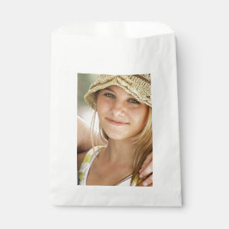Custom Photo Favour Bag