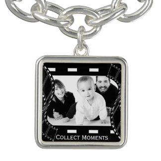 Custom Photo Film Reel Charm Bracelet
