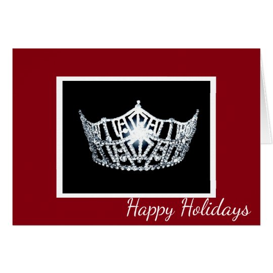 Custom Photo Holiday Greeting Card
