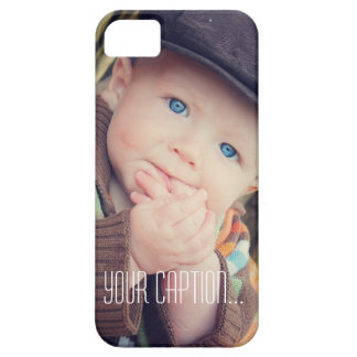 Custom Photo iPhone 5/5s Case