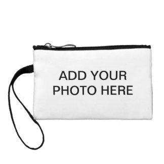 Custom Photo Key Coin Clutch