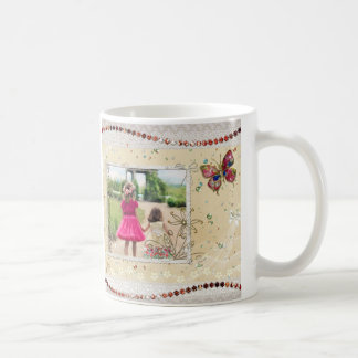 Custom Photo Memory Page Coffee Mug
