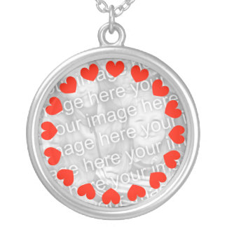 Custom photo necklace   Add your picture image