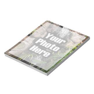 Custom Photo Notepad