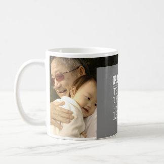 Custom Photo Papaw The Legend Coffee Mug