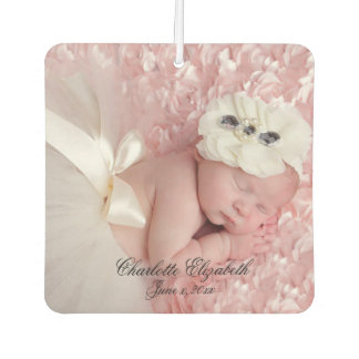 Custom Photo, Personalized Air Freshener