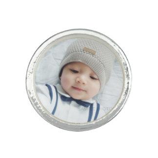 Custom Photo Photo Ring