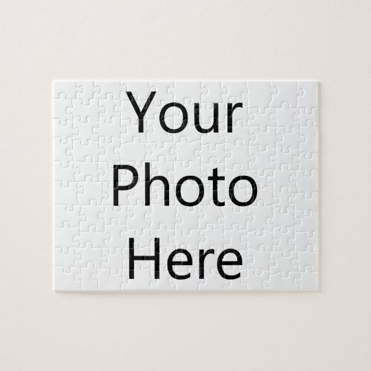 Custom Photo Puzzle with Gift Box (landscape 10x8)