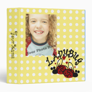 "Custom Photo School 1.5"" binder"