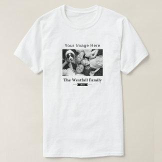 Custom Photo T-Shirt