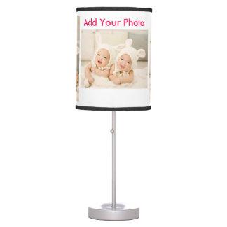 Custom Photo Table Lamp