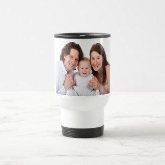 Custom Photo Travel Mug