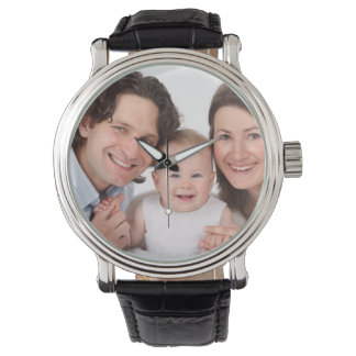 Custom Photo Watch Personalized Watch