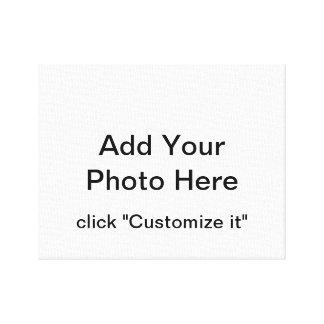Custom Photo Wrapped Canvas