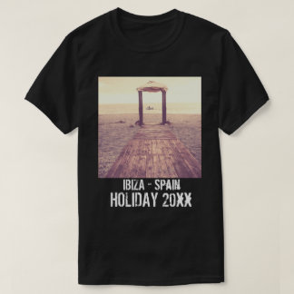 Custom photography and personalized text T-Shirt