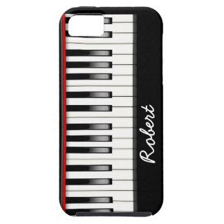 Custom PIano iPhone 5 Vibe Universal Case