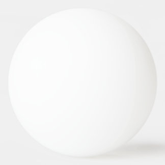 Custom Ping Pong Ball - 1 Star
