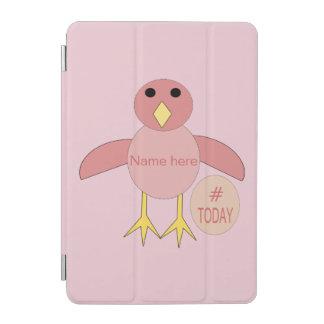 Custom Pink Birthday Girl Chick iPad Min Cover iPad Mini Cover