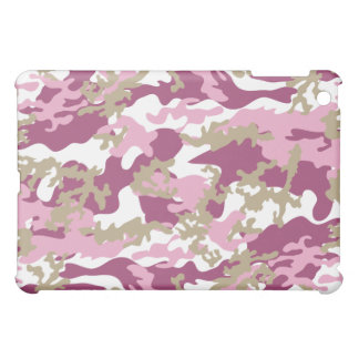 Custom Pink Camo iPad Case