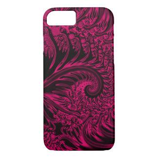 Custom Pink Faerie Dreams Airbrush Art iPhone 7 Case