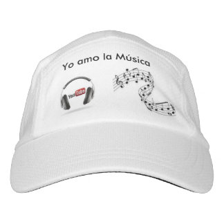 Custom Point Hat Performance, musical comedy logo