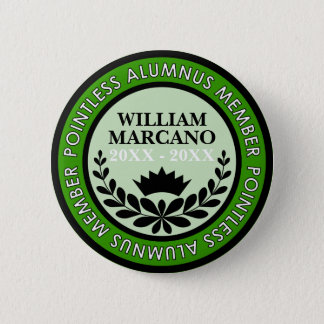 [Custom] Pointless Alumnus Member Collectible Pin