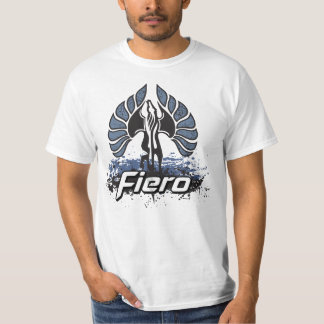 Custom Pontiac Fiero t shirt