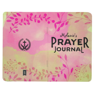 Custom Prayer Journal