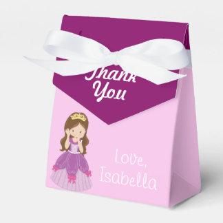 Custom Pretty Pink Princess Favor Box