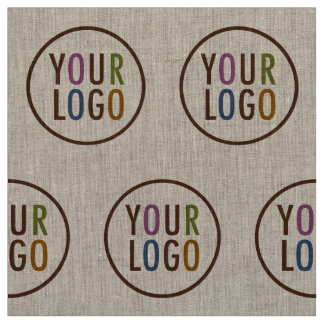 Custom Printed Fabric with Logo Promotional Decor