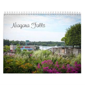 Custom Printed Niagara Falls Calendar