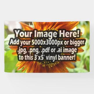 Custom Printed Vinyl Banner Full-Color Printing