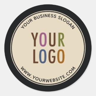Custom Promotional Business Stickers Company Logo
