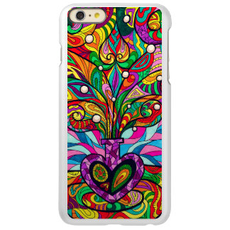 Custom Psychedelic Shine iPhone 6 Plus Case