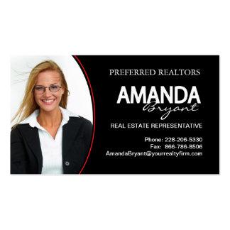 Custom Real Estate Business Card