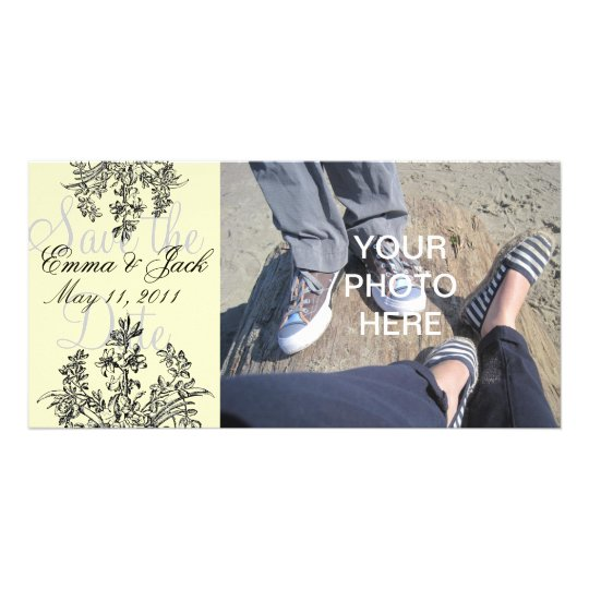 Custom Save the Date Custom Photo Card